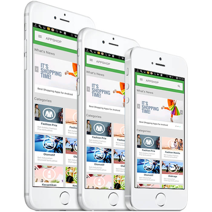 Aplikasi EC adalah aplikasi