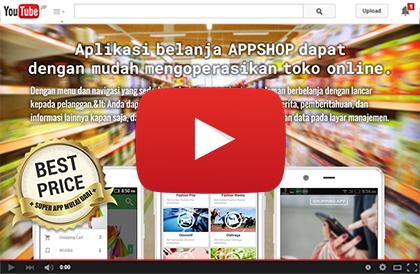 YouTube DEMO SHOPPING