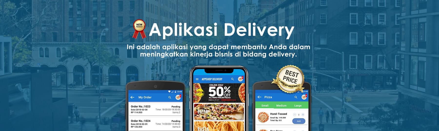 Aplikasi Delivery
